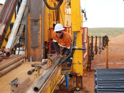 CODA EXPANDS DRILL PROGRAMME