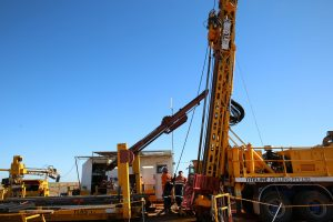 EMMIE BLUFF DRILLING PAVES WAY FOR MAIDEN JORC RESOURCE
